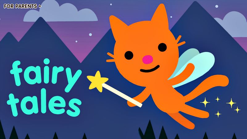 Sago Mini Fairy Tales App