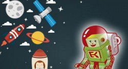Çocuklar-Uzaya Roket-Firlatacak-OKO