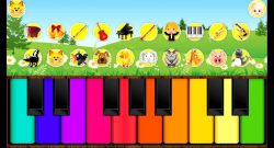 kids games piano